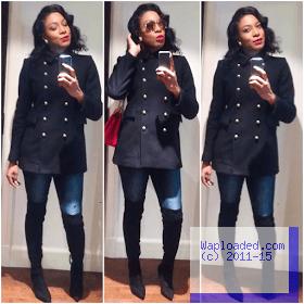 Nollywood actress Chika Ike splurges on post Birthday getaway .